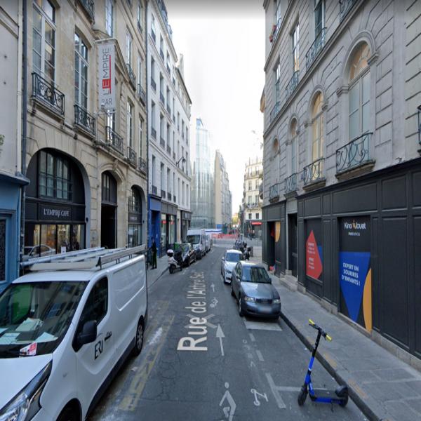 Vente Immobilier Professionnel Local commercial Paris 75001