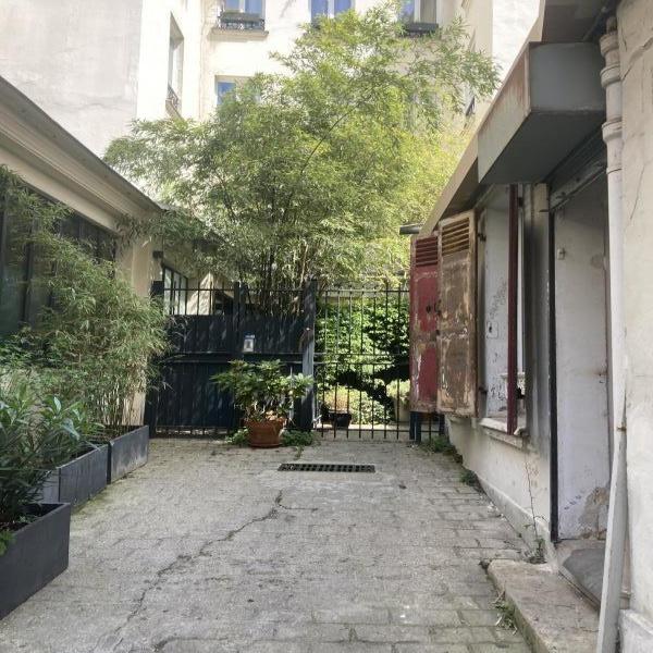 Vente Immobilier Professionnel Local commercial Paris 75002