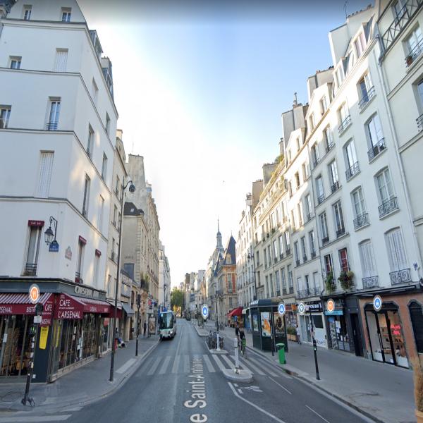 Vente Immobilier Professionnel Cession de droit au bail Paris 75004