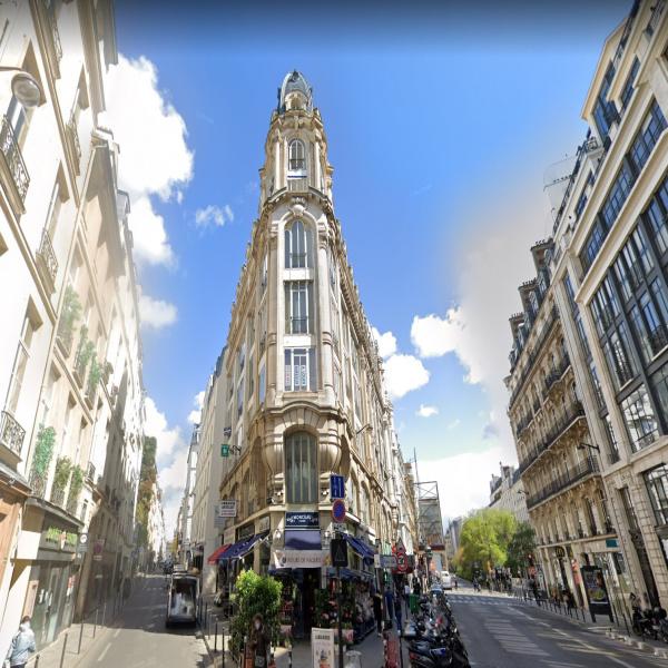 Location Immobilier Professionnel Local commercial Paris 75002