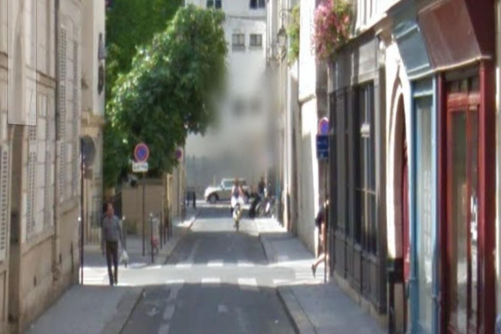 vue rue Beautreillis