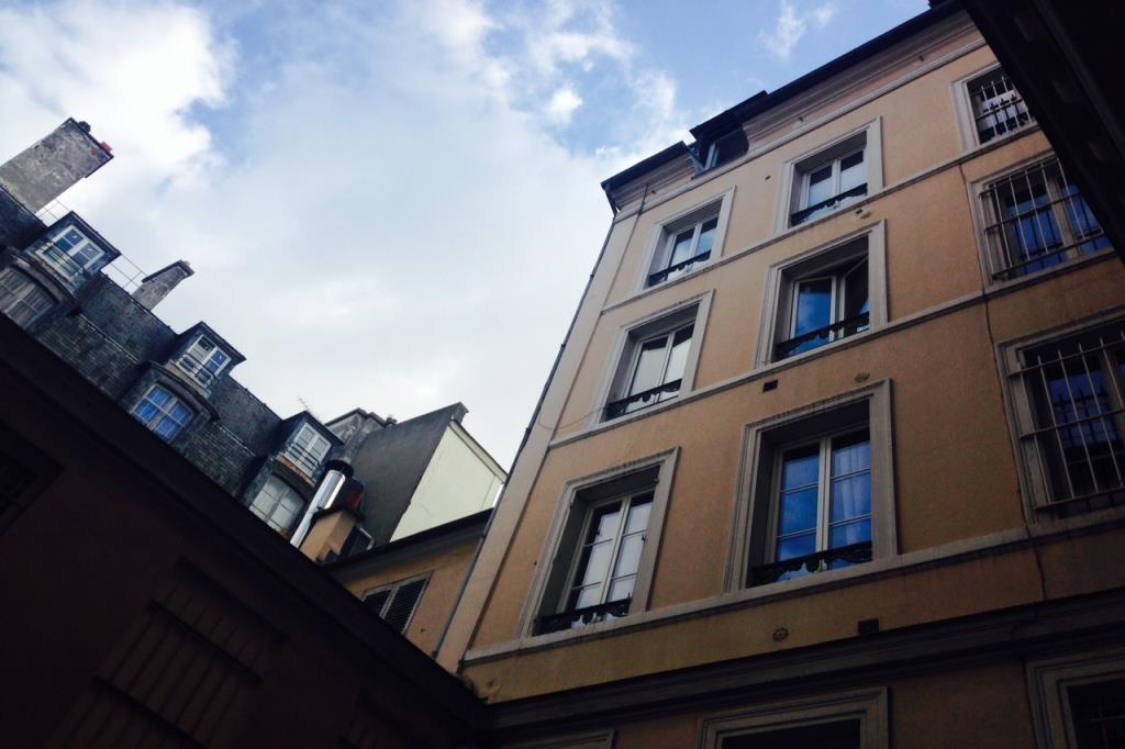 façade cour