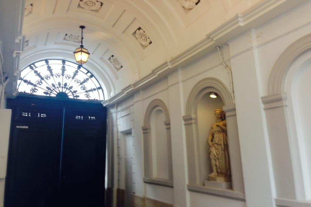 détail Hall